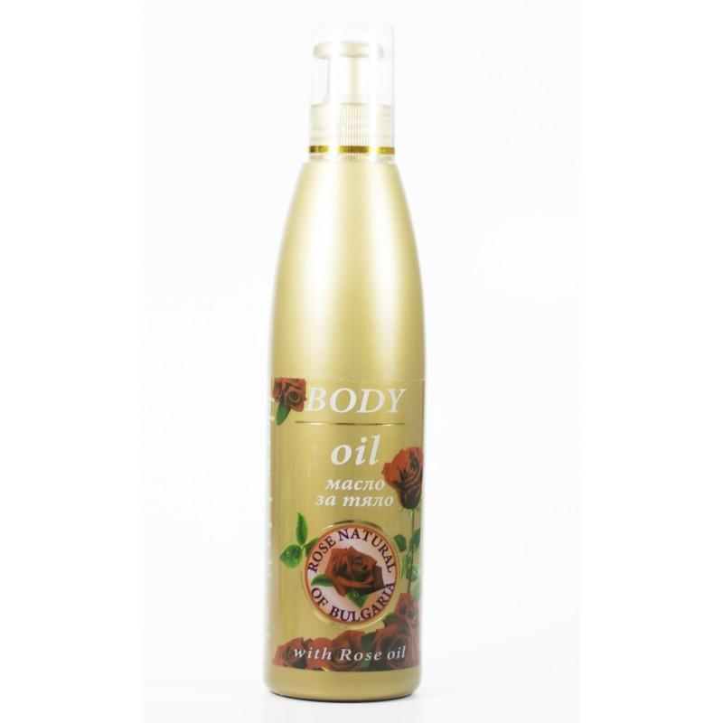 Różany olejek do masażu