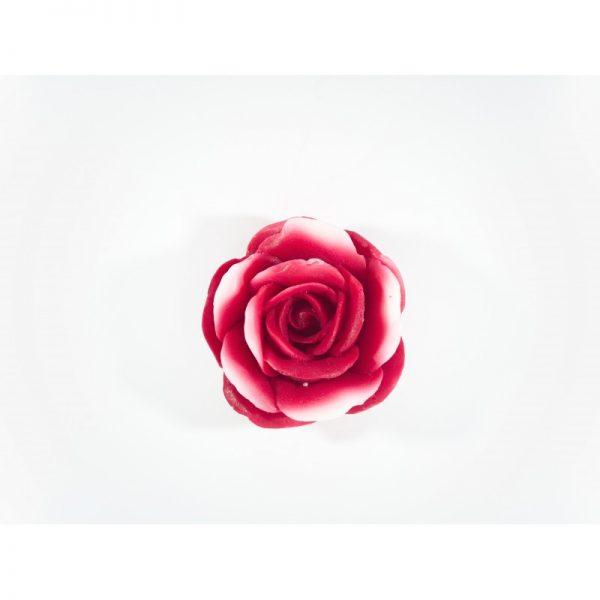Glicerynowe mydło Różyczka 140g rozwinięta