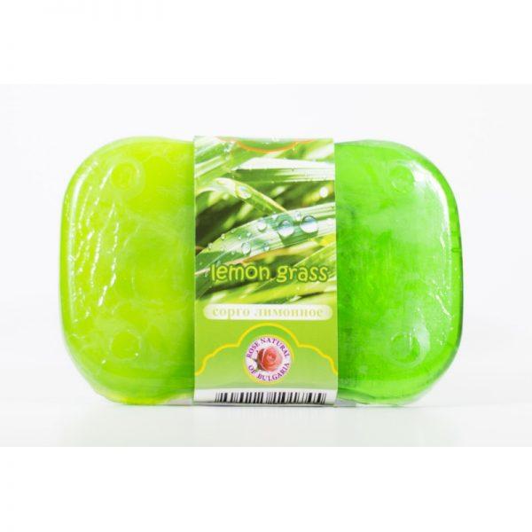 Glicerynowe mydło Trawa Cytrynowa