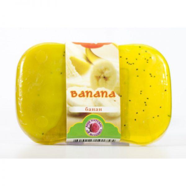 Glicerynowe mydło Banan