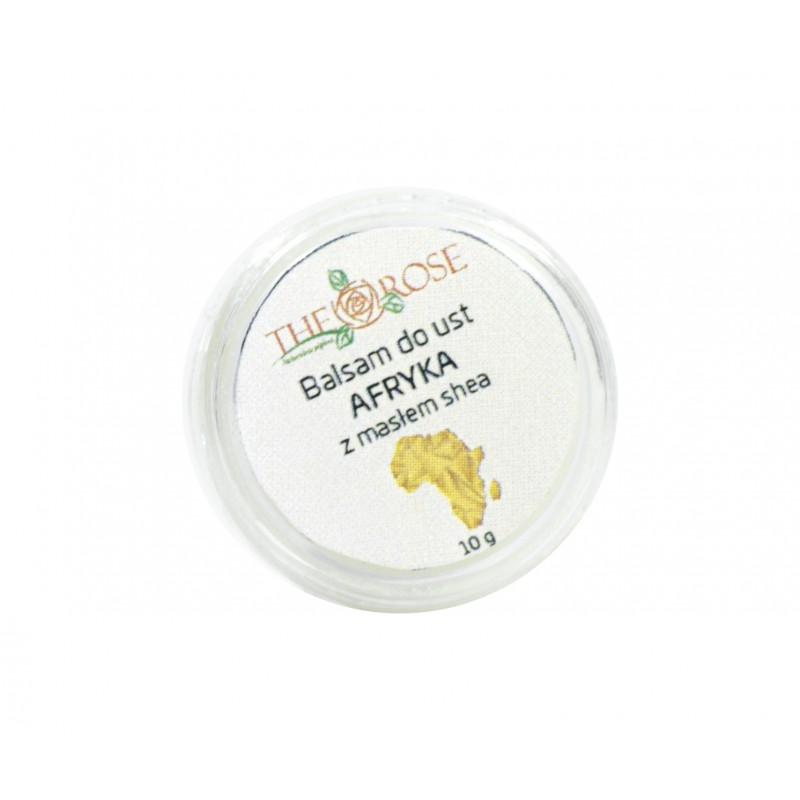 Balsam z masłem shea, afryka