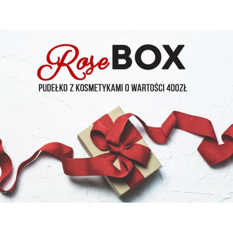 RoseBOX - kosmetyki o wartości 400zł