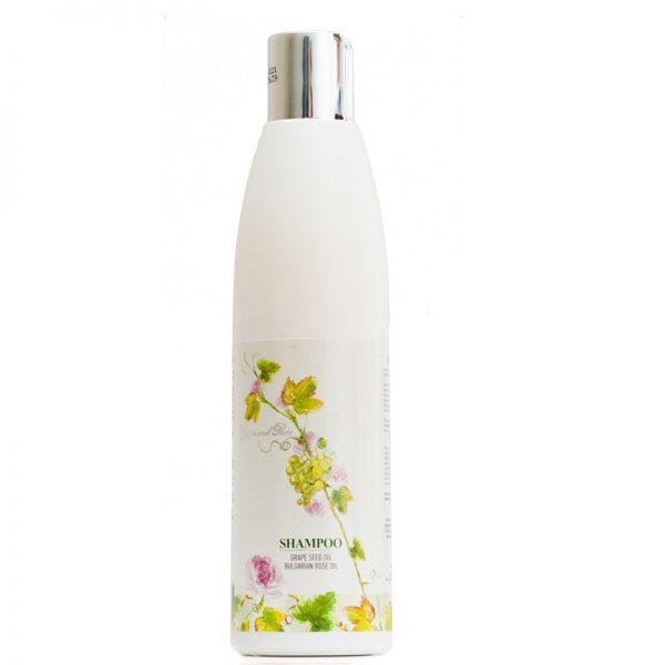 Szampon do włosów z olejkiem z pestek winogron