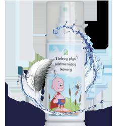 preparat przeciw komarom z jonami srebra biog