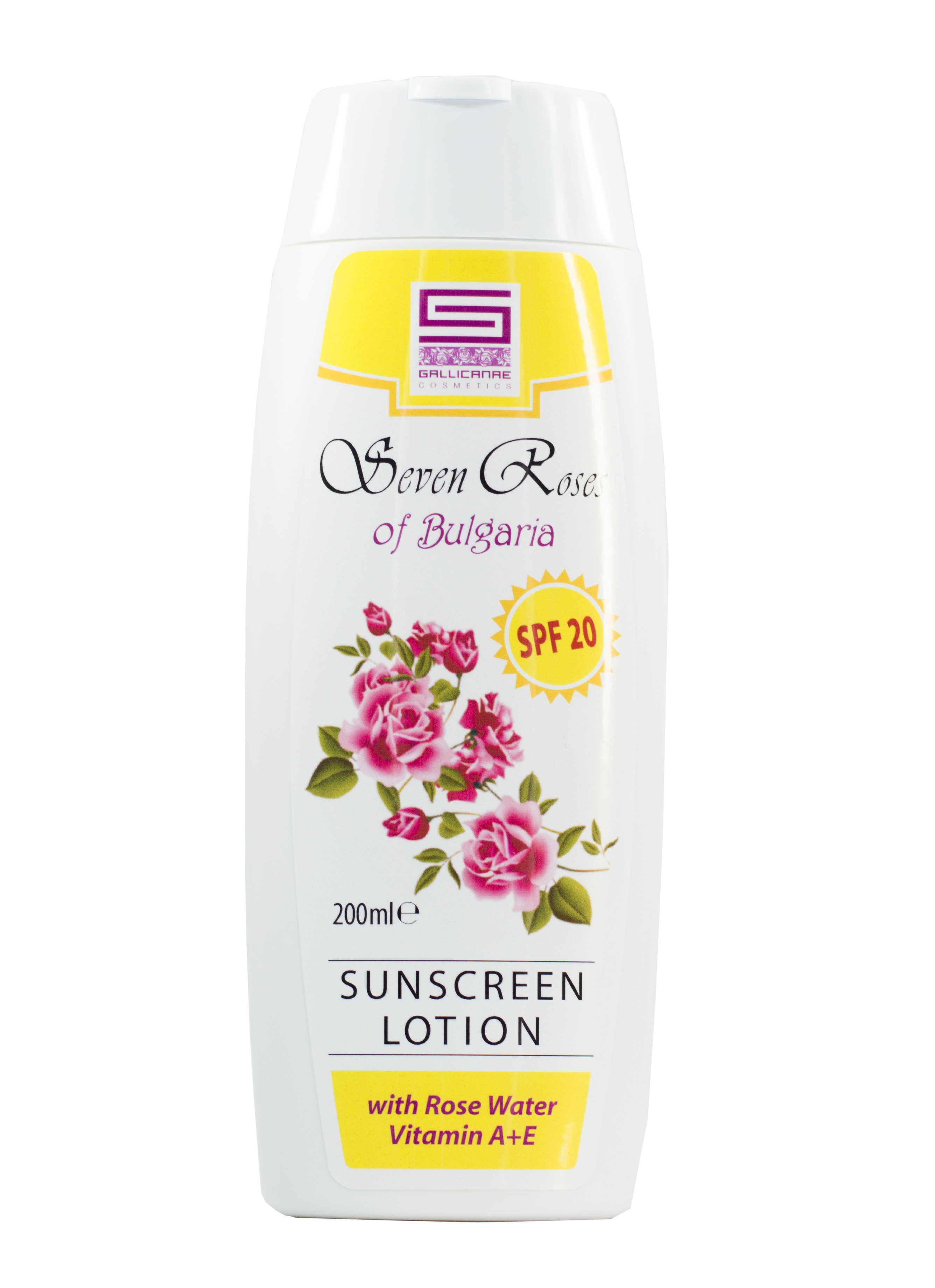 Balsam Seven Roses SPF 20