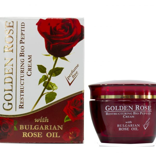 krem z biopeptydami Golden Rose