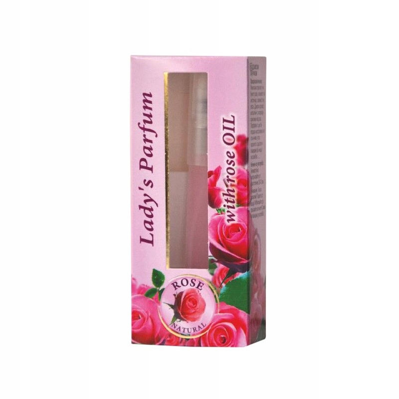 Perfumy 8 ml Natural Rose