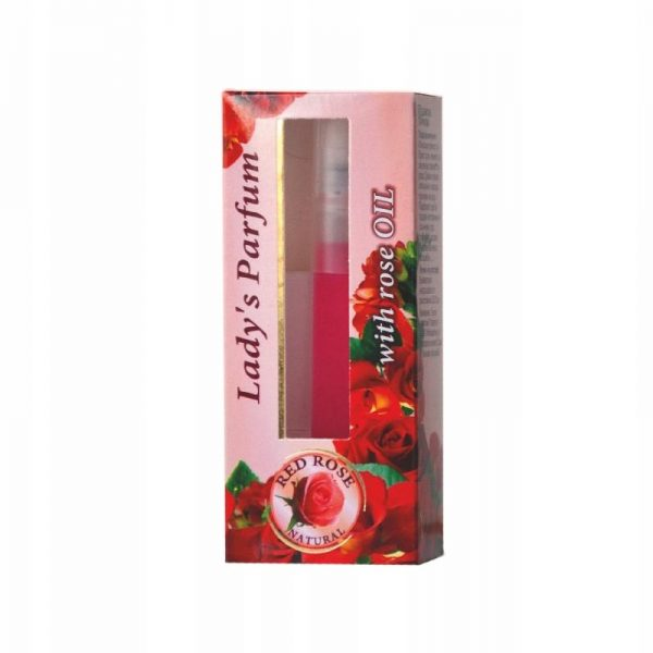 Perfumy 8ml Red Rose